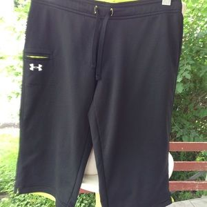 Womans Under Armour Shorts.
